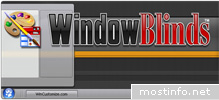WindowBlinds 7.4